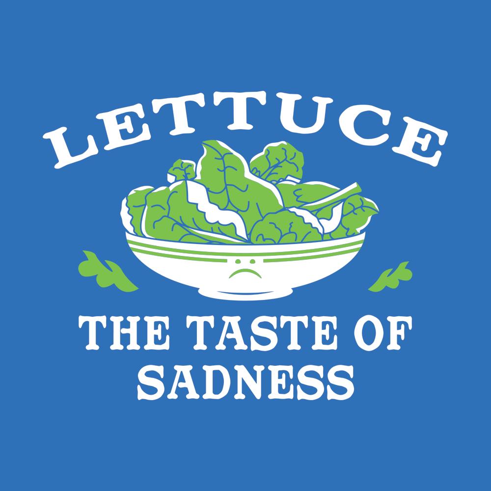 Lettuce, The Taste Of Sadness