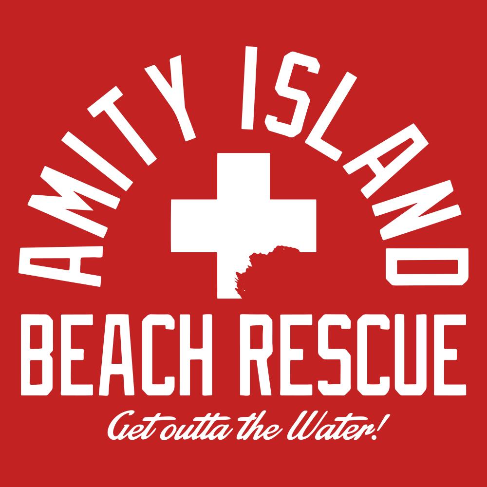 Amity Island Beach Rescue