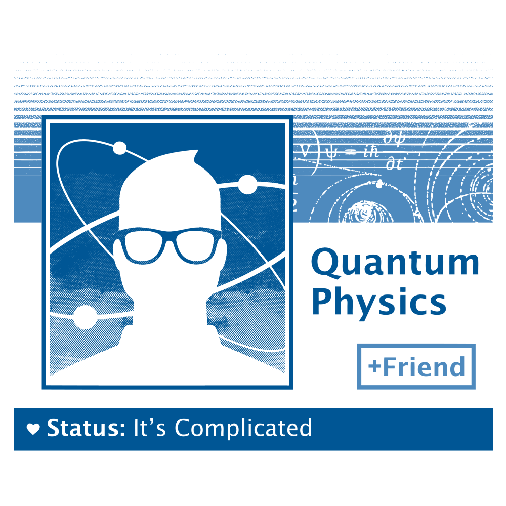 Quantum Physics: It's Complicated