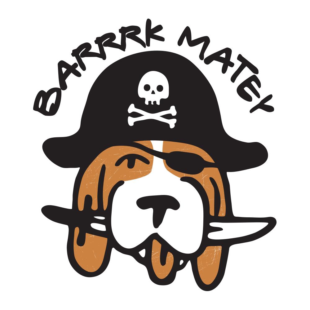 Barrrk Matey