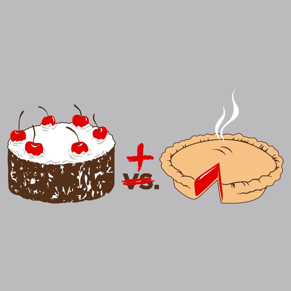 Cake Plus Pie