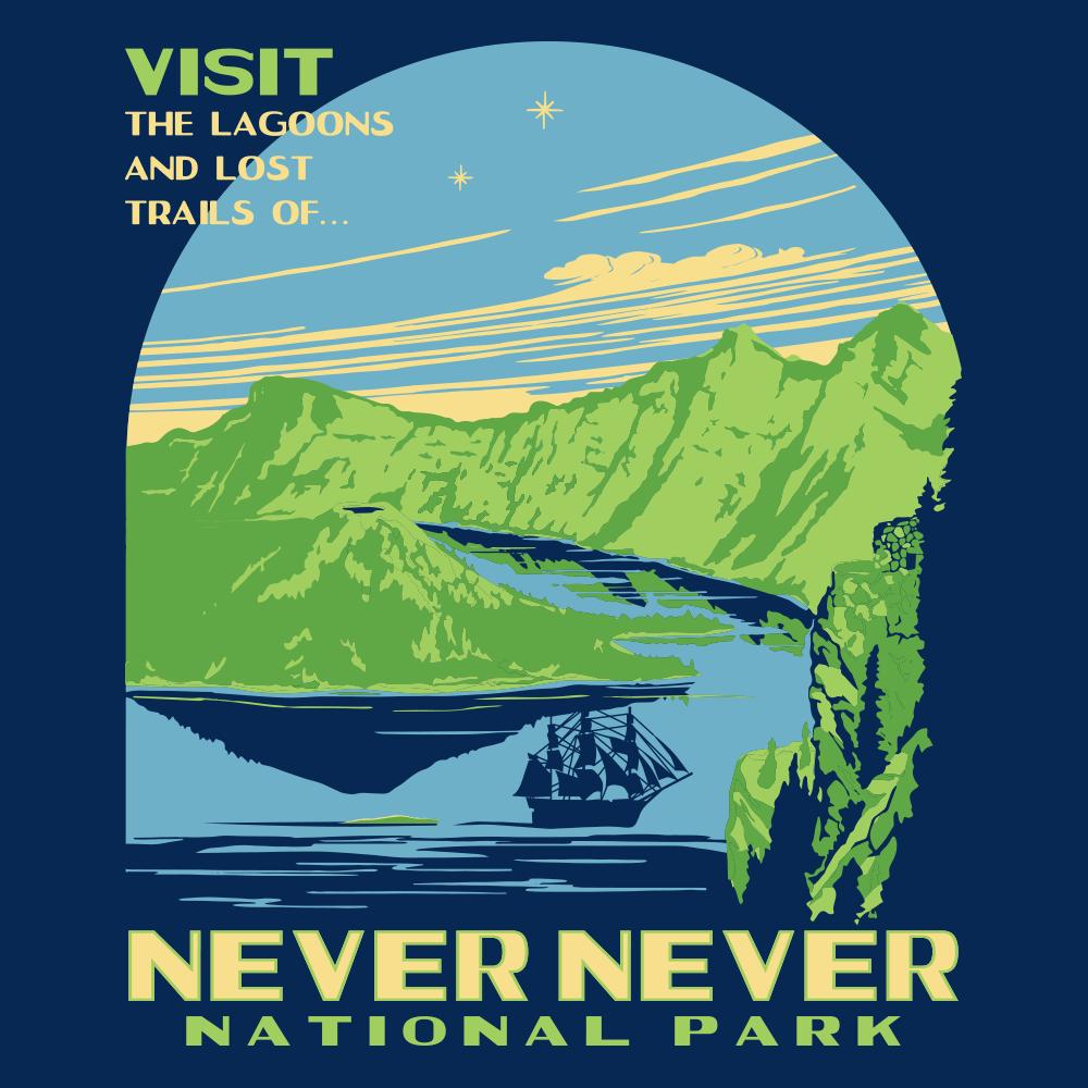 Never Never National Park