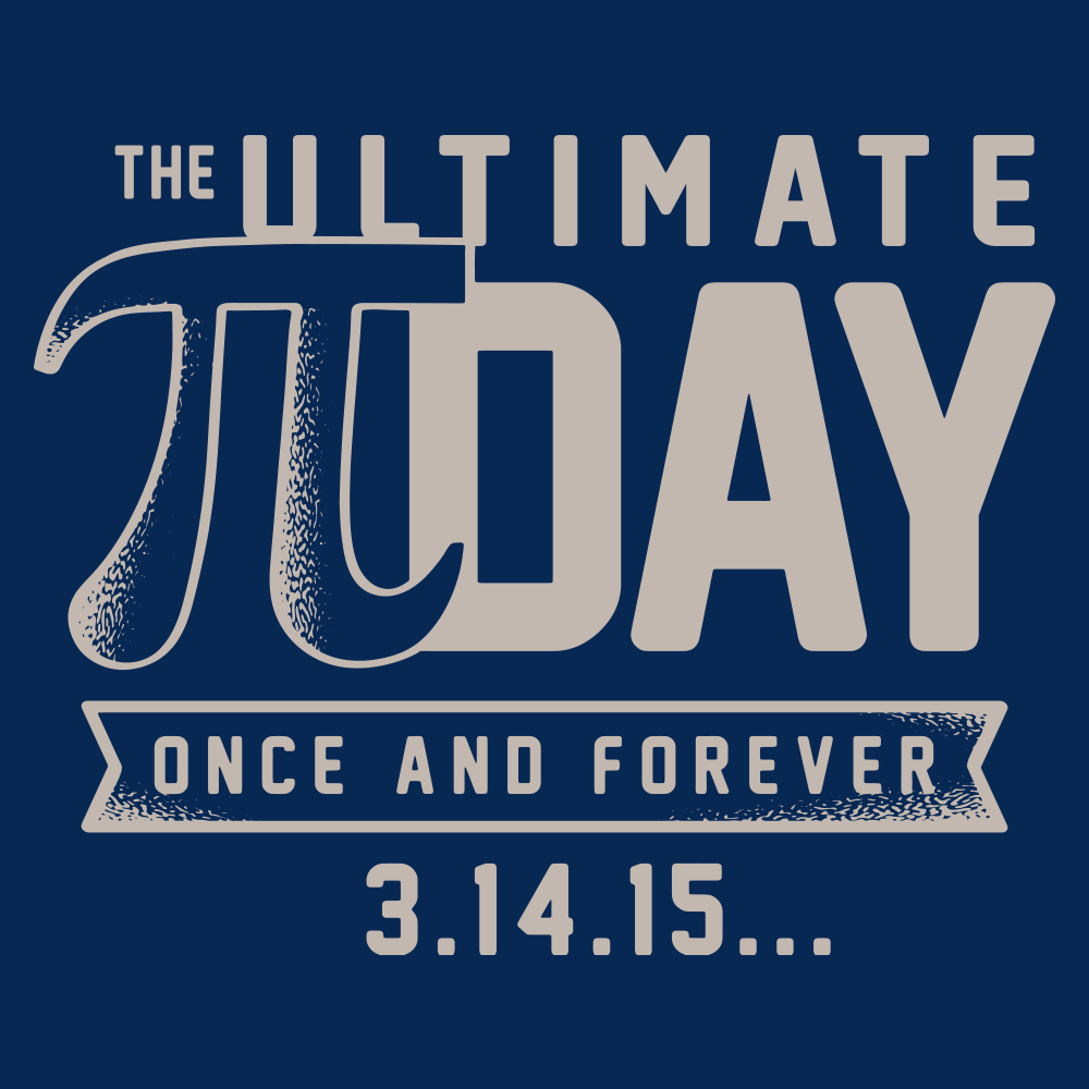 The Ultimate Pi Day