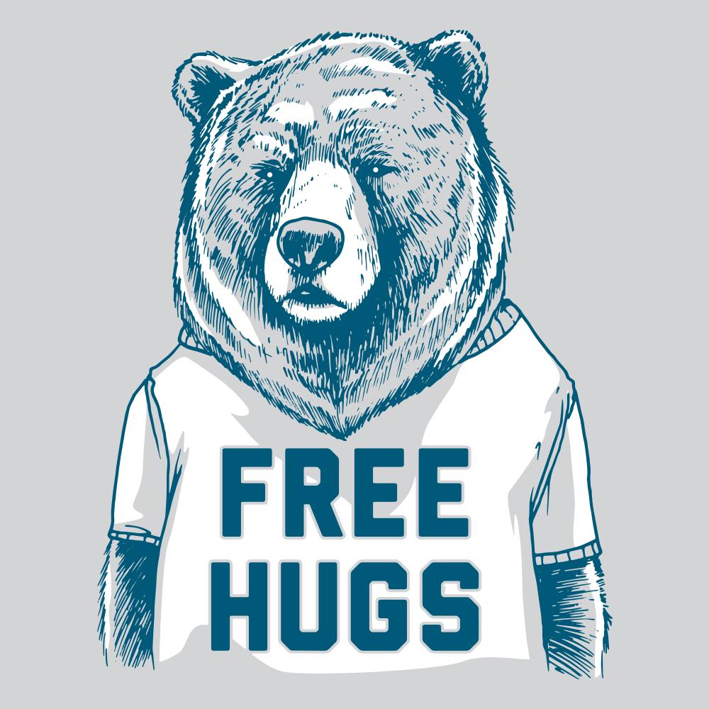Free Hugs Bear