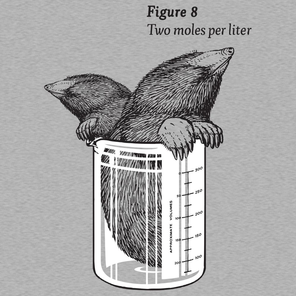Two Moles Per Liter