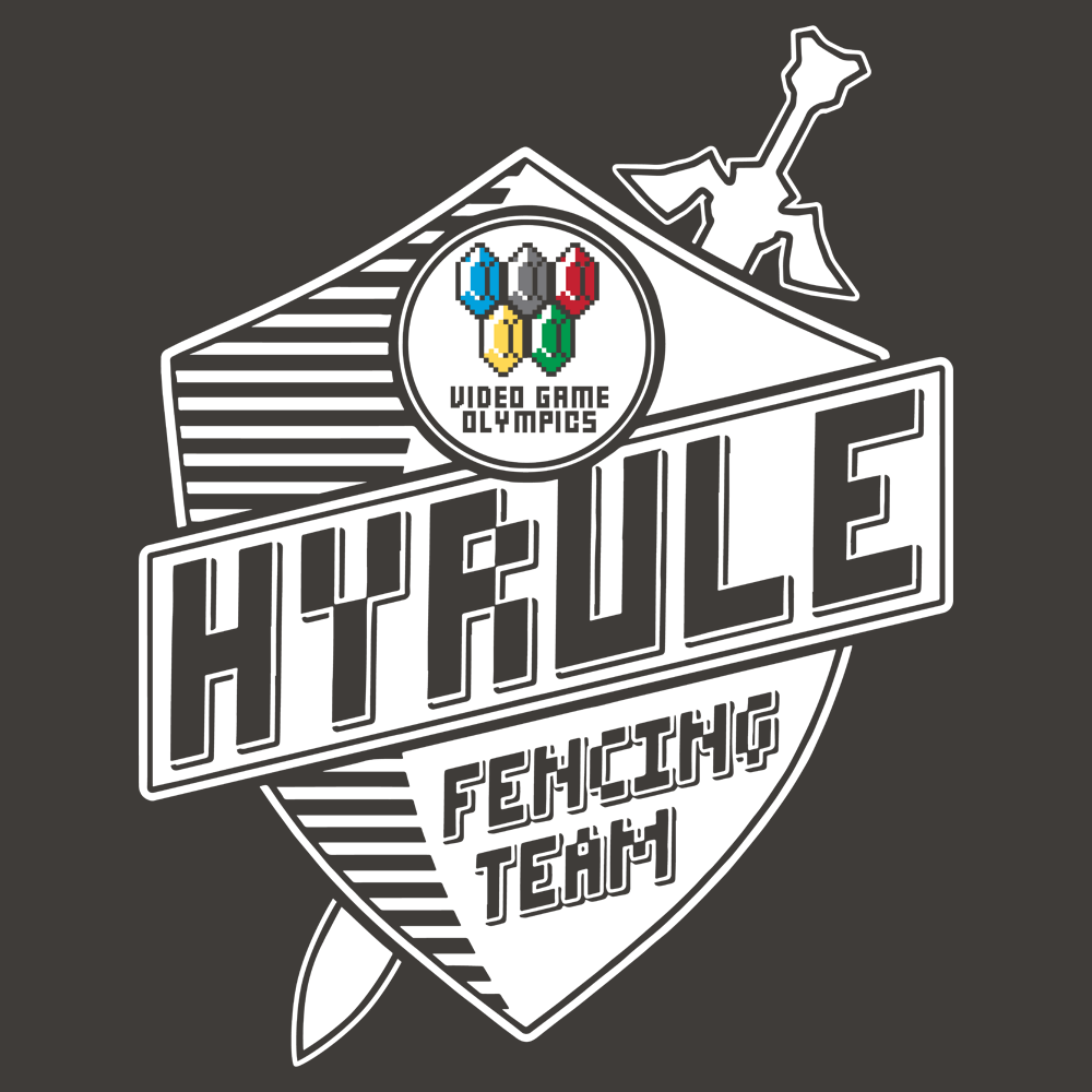 Hyrule Fencing Team