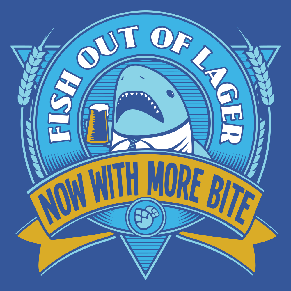 Fish Out Of Lager