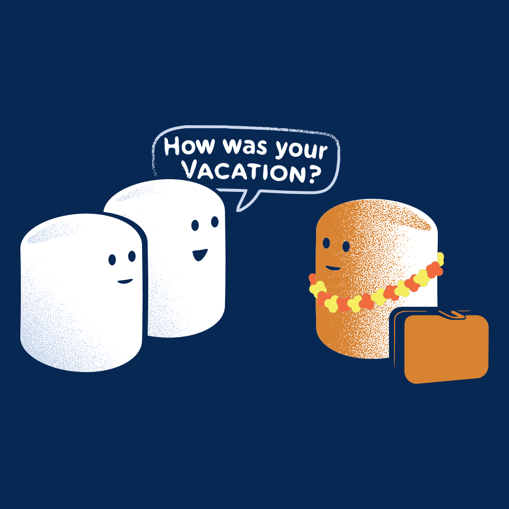 Marshmallow Vacation