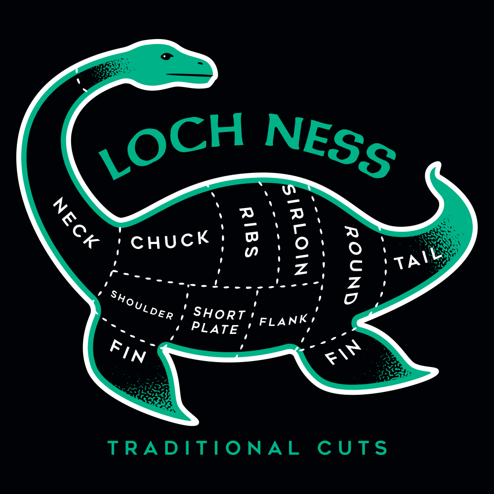 Loch Ness Traditional Cuts