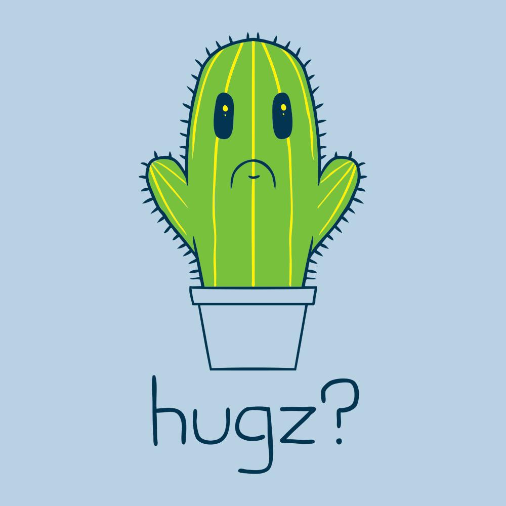 Hugz? Cactus