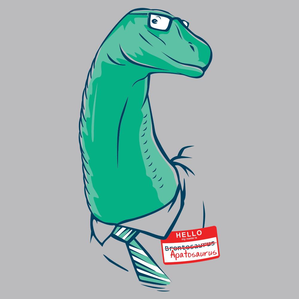 My Name Is Apatosaurus