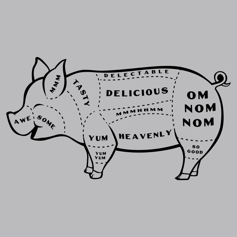 Tasty Pig Cuts