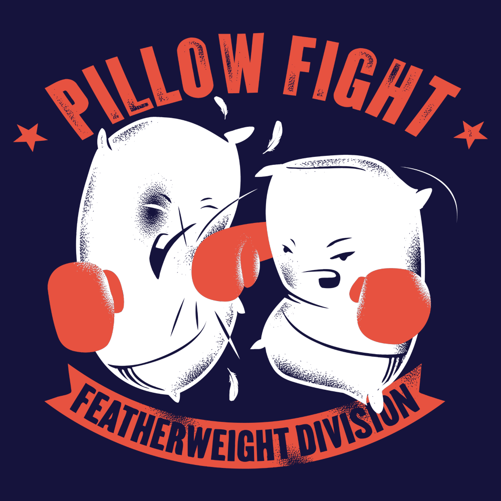 Pillow Fight, Featherweight Division