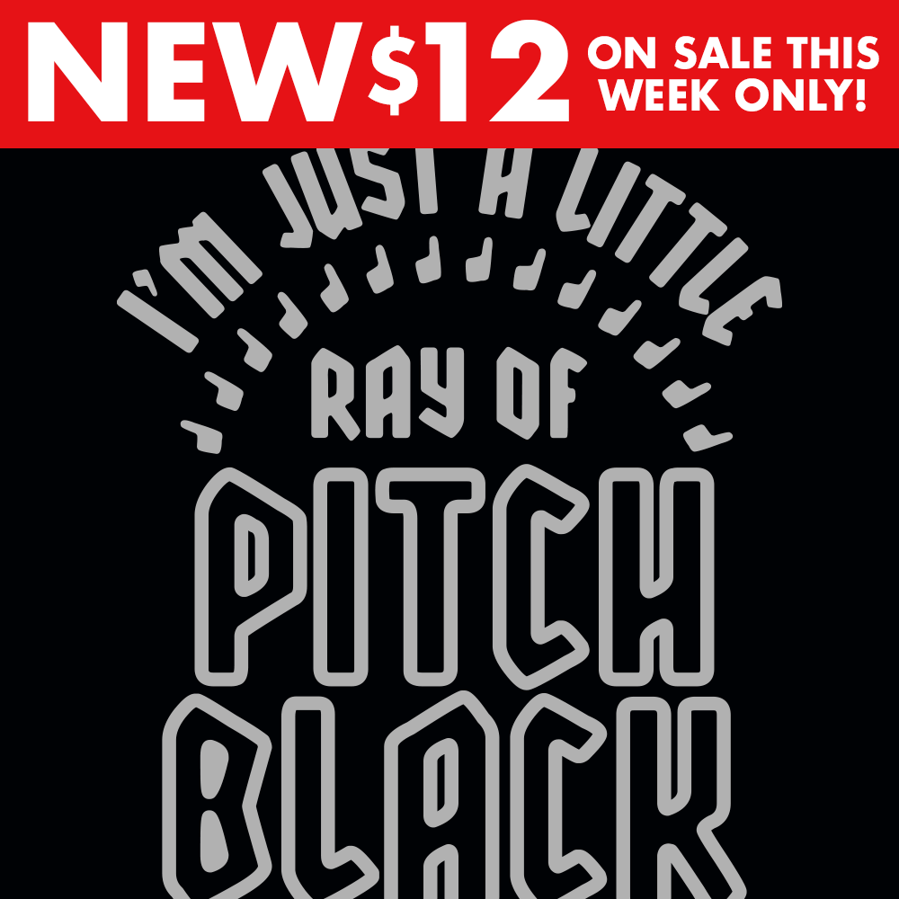Ray Of Pitch Black