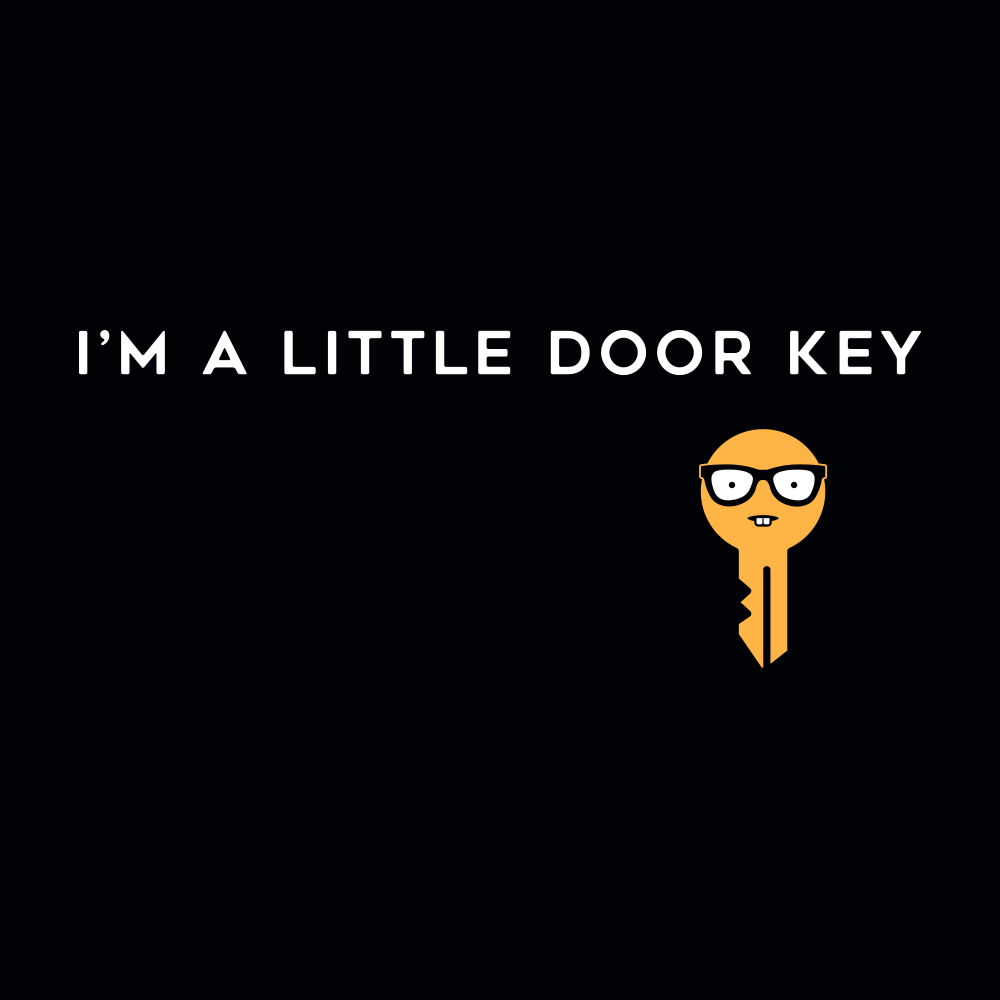 I'm A Little Door Key