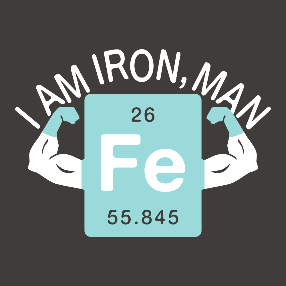 I Am Iron, Man
