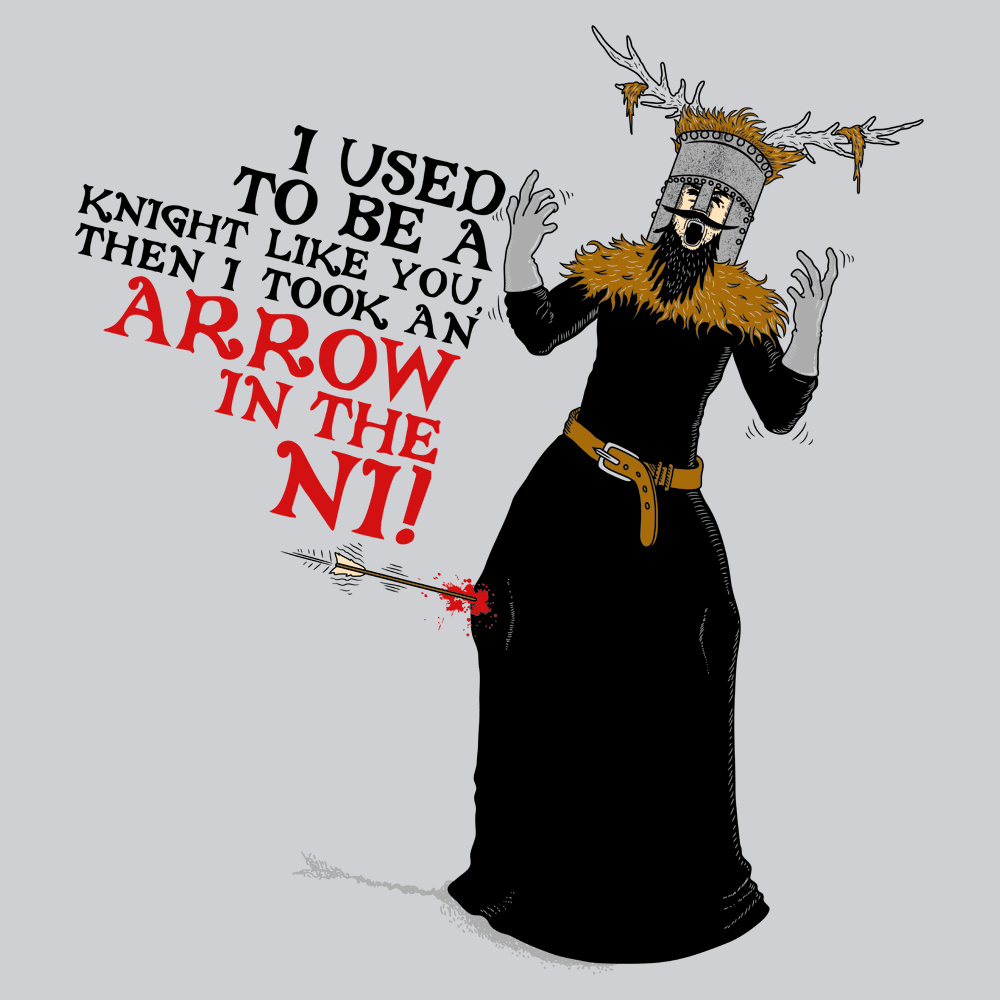 An Arrow In The Ni
