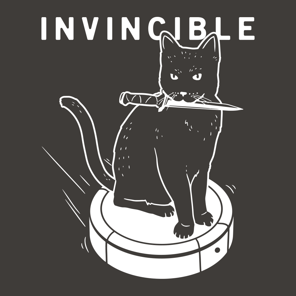 Invincible Cat