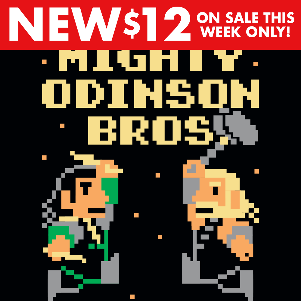 Mighty Odinson Bros