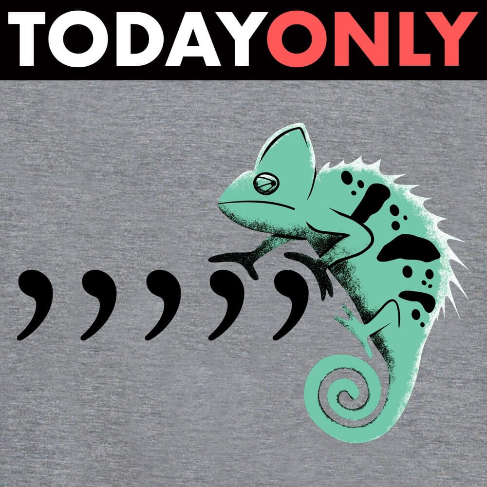 Comma Chameleon Limited Edition Tri-Blend