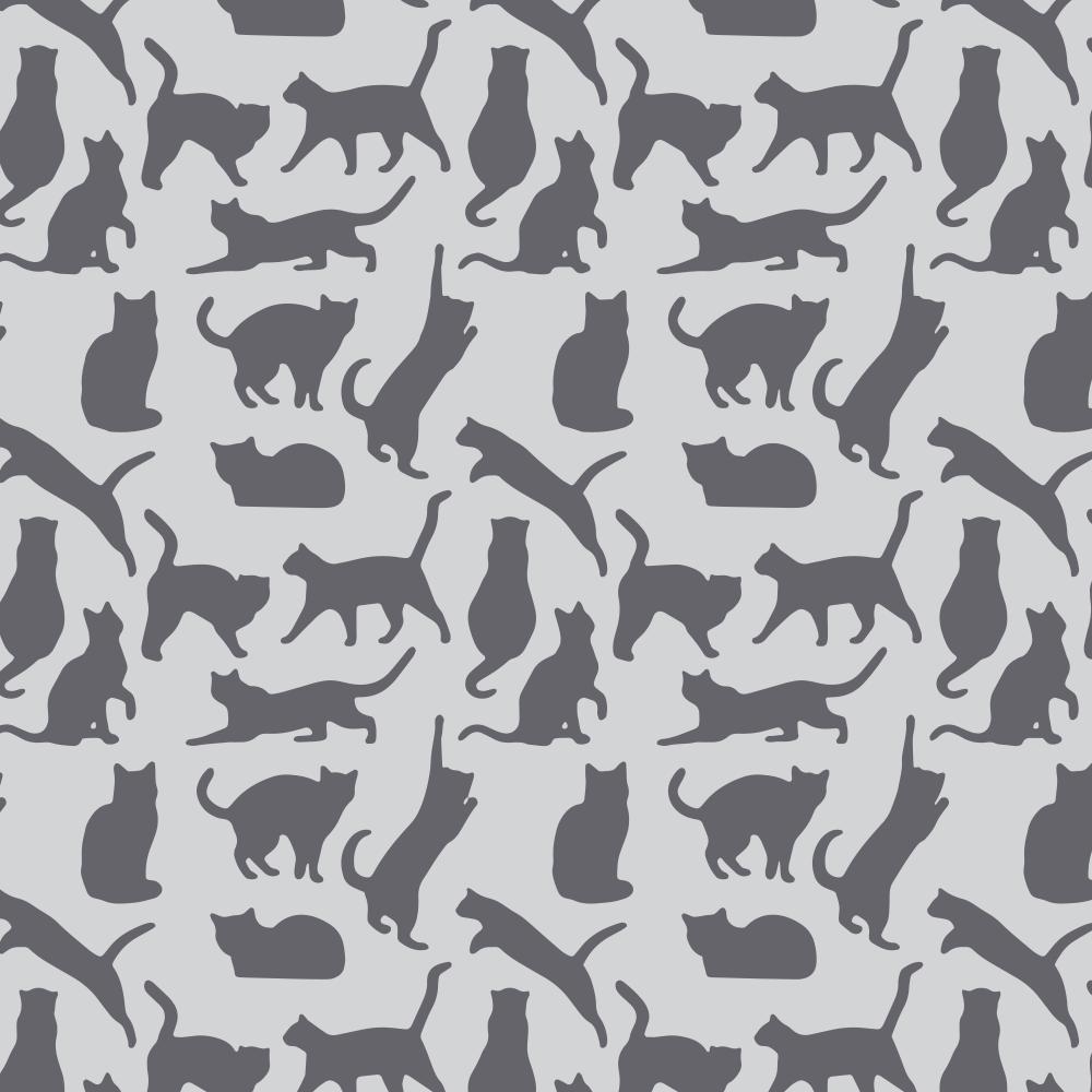 Cats Pattern print