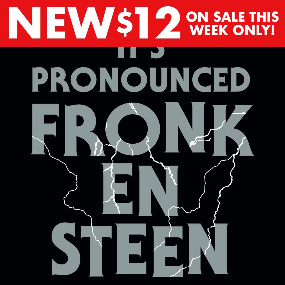 It's Pronounced Fronk-En-Steen