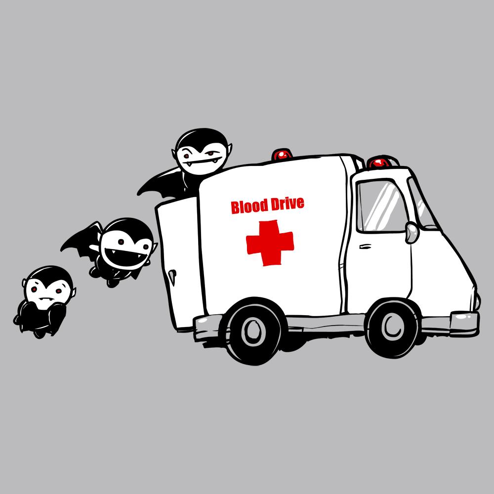 Blood Drive Vampires