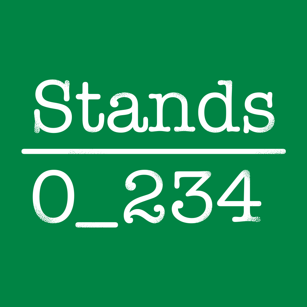 No 1 Under Stands
