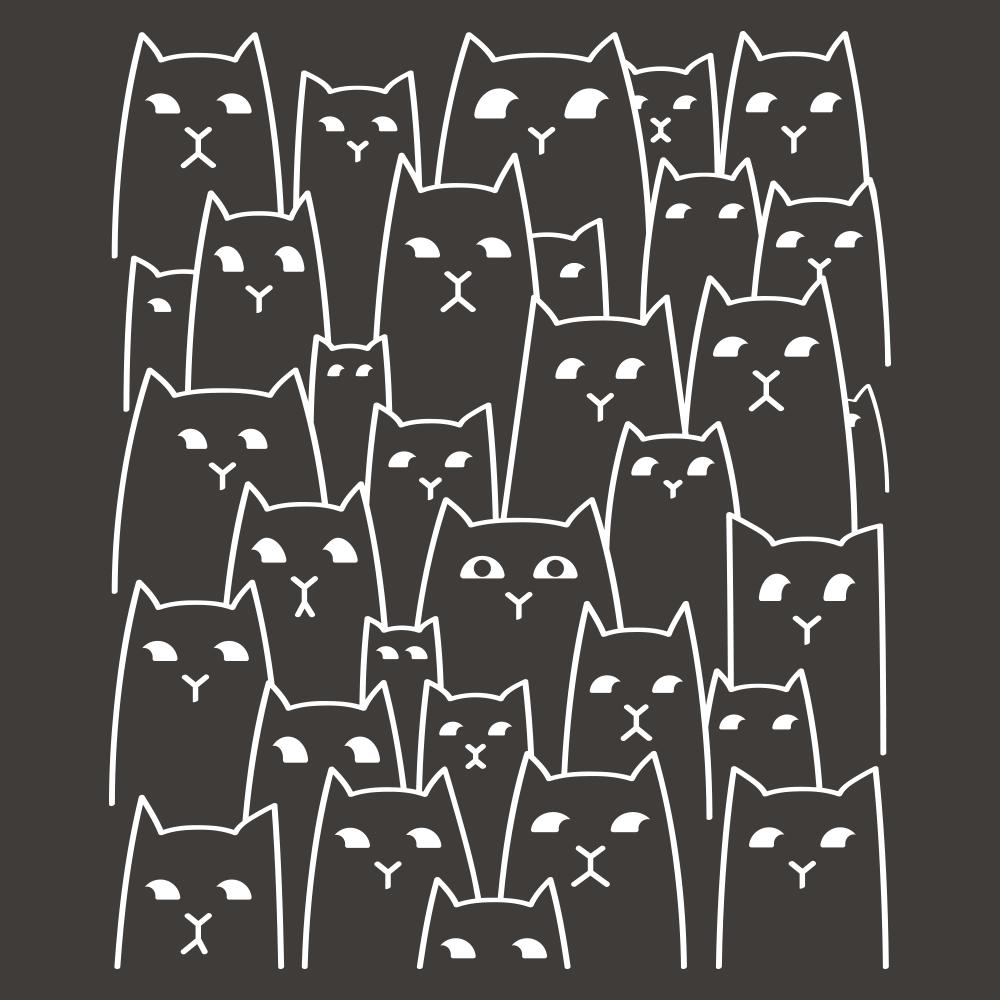 Suspicious Cats