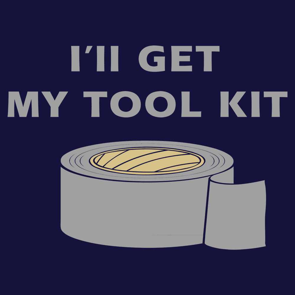 I'll Get My Tool Kit