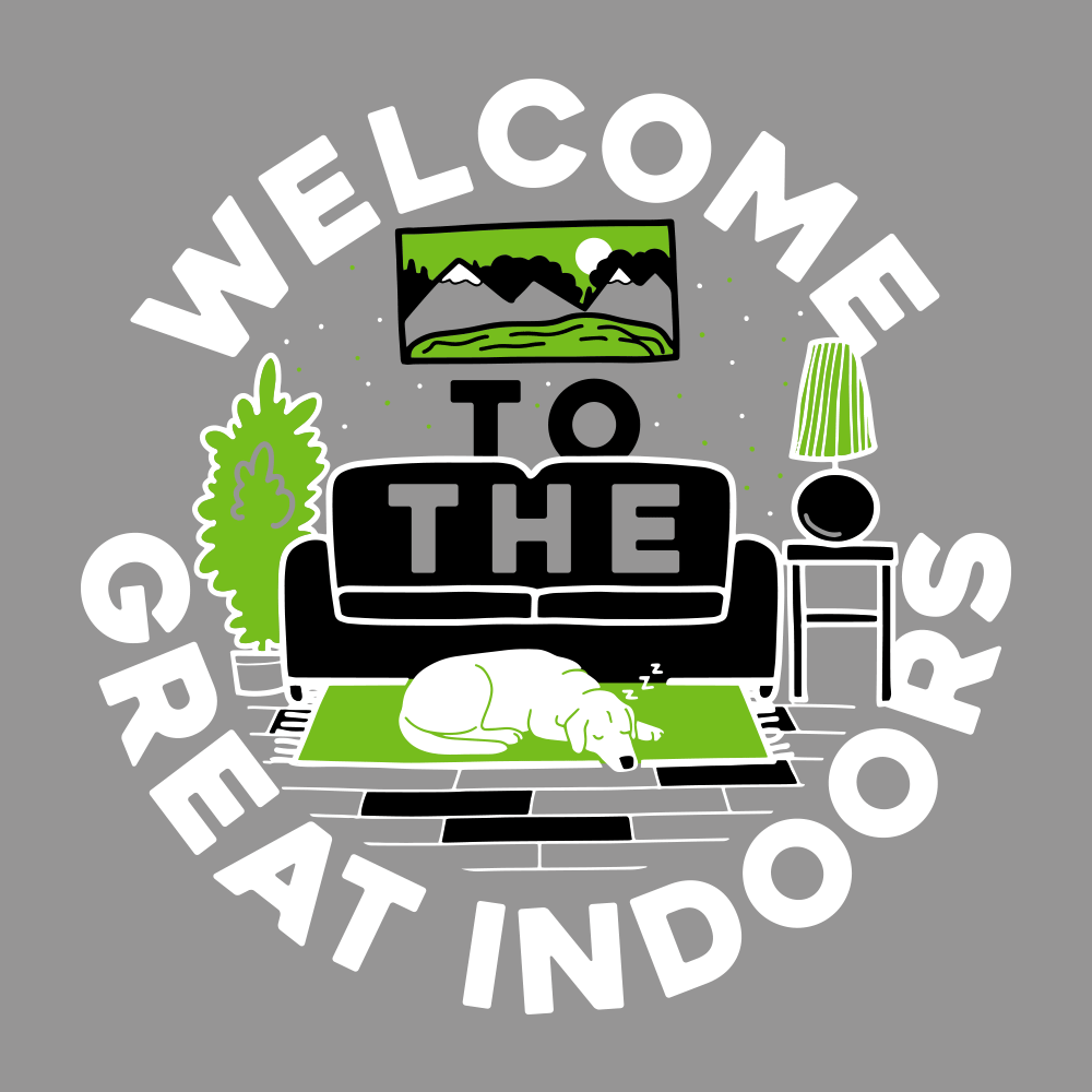 Welcome To The Great Indoors