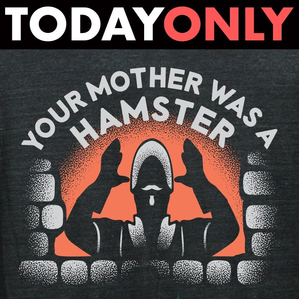 Your Mother Was A Hamster Tri-Blend