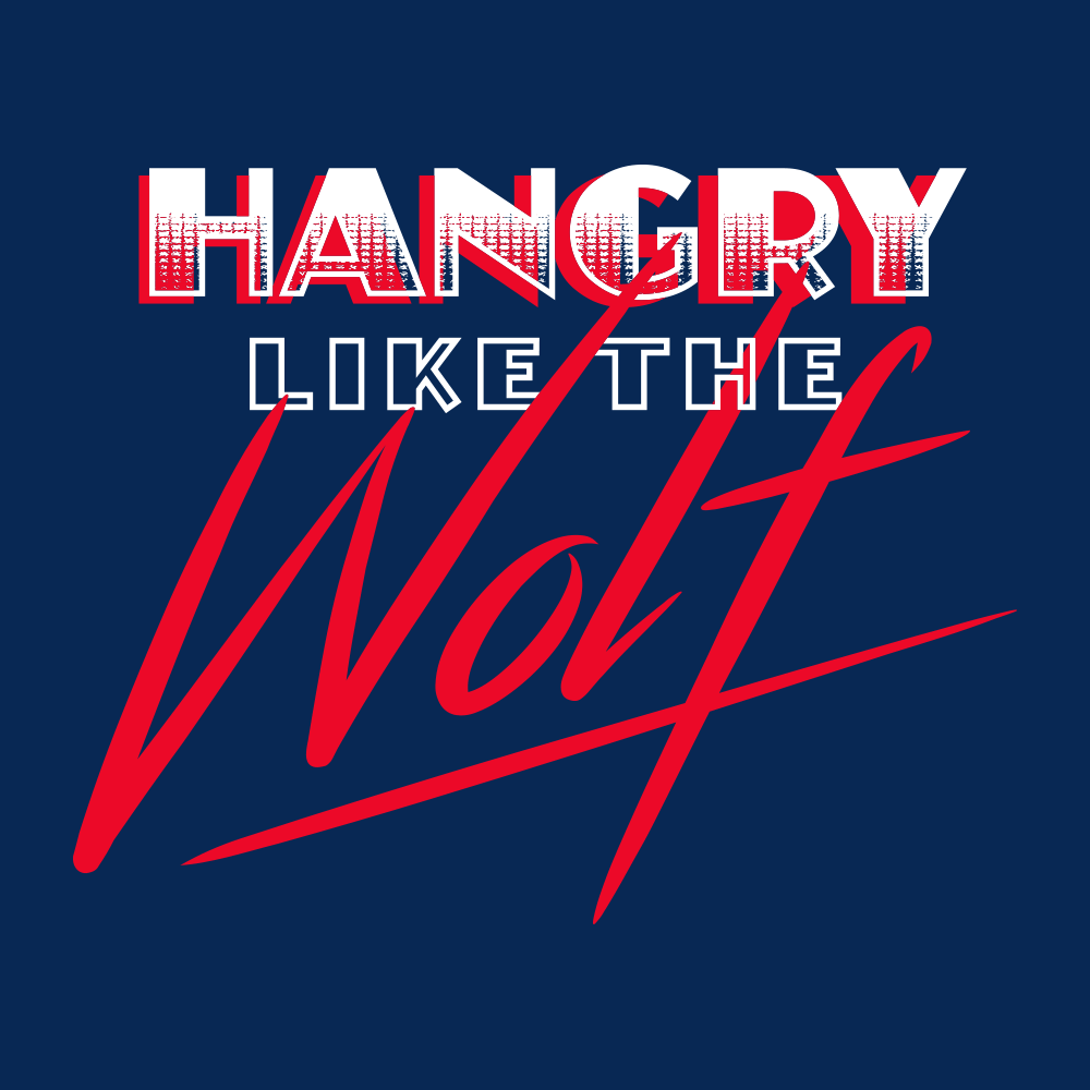 Hangry Like The Wolf