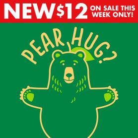 Pear Hug?
