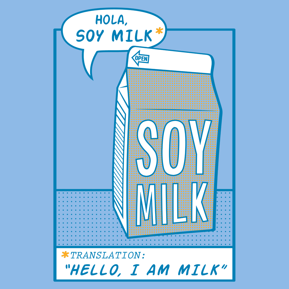 Hola, Soy Milk