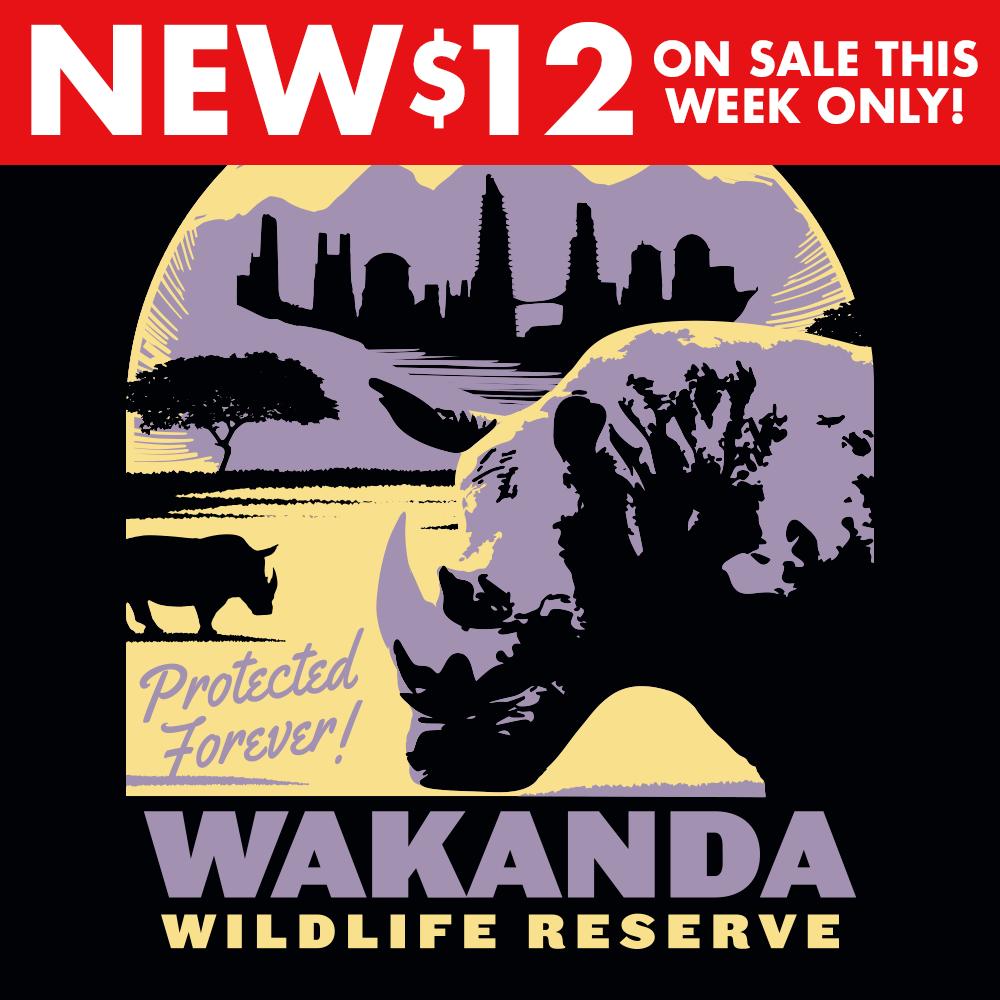 Wakanda Wildlife Reserve