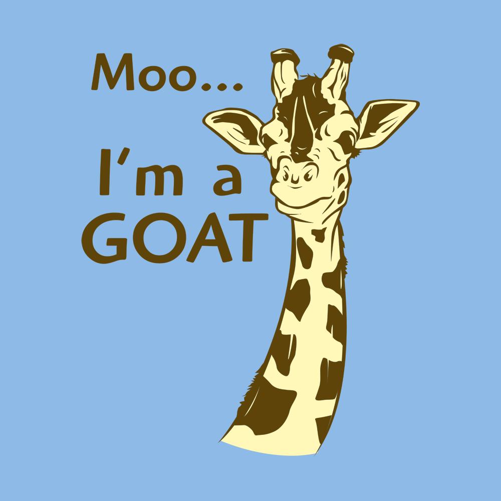 Moo, I'm A Goat